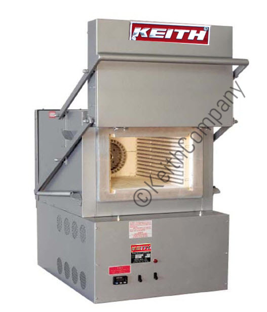 Keith Company Bench Top Tempering Heat Treat Furnace