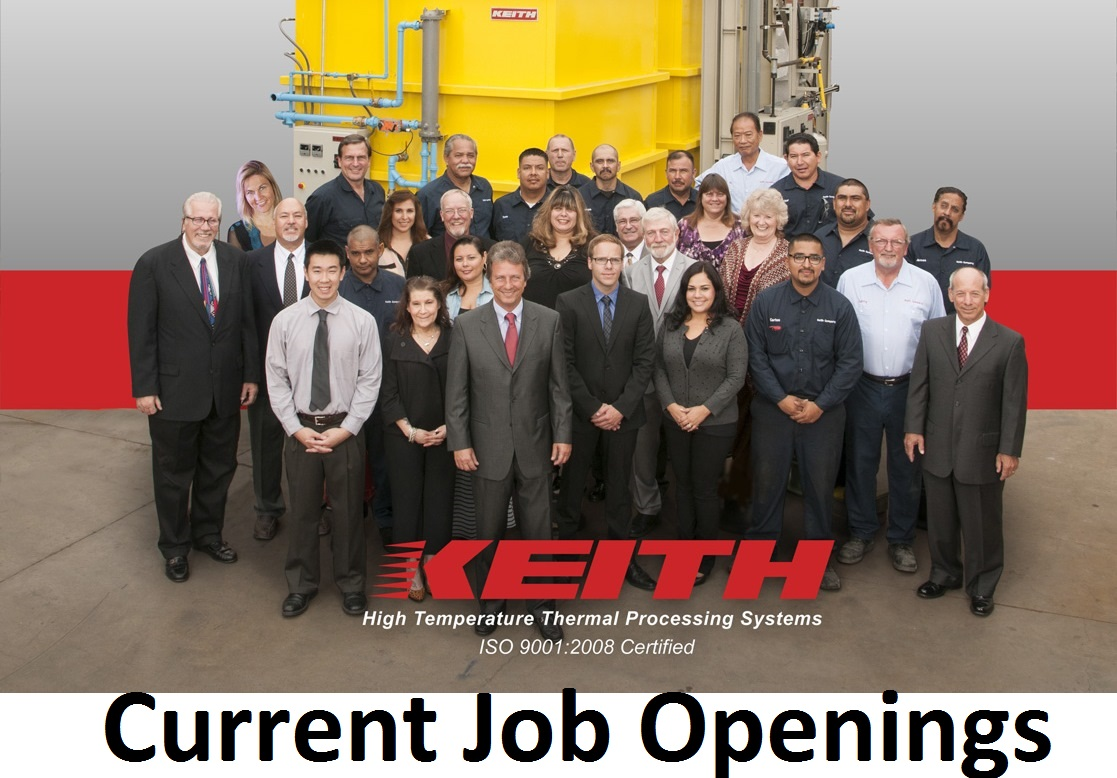 Keith Staff Job Openings