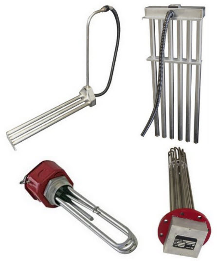 Electric Immersion Heaters