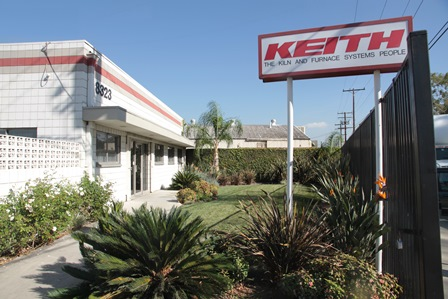 Keith Company Headquarter in Pico Rivera