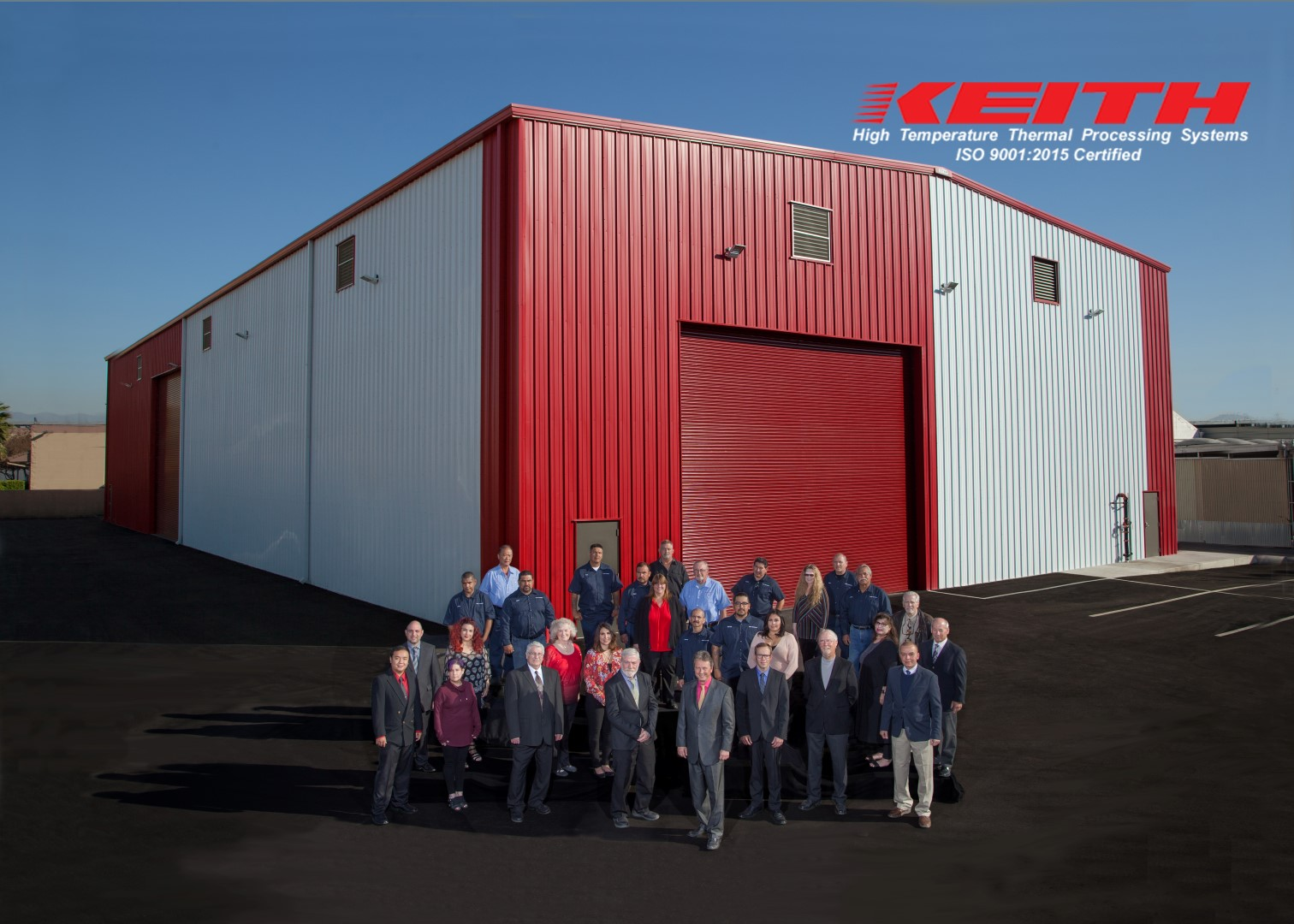W.P. Keith Company Staff