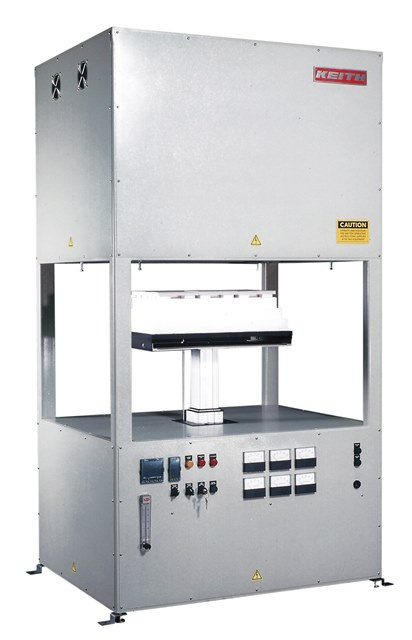 Bottom Loading Furnace for high temperature uniformity