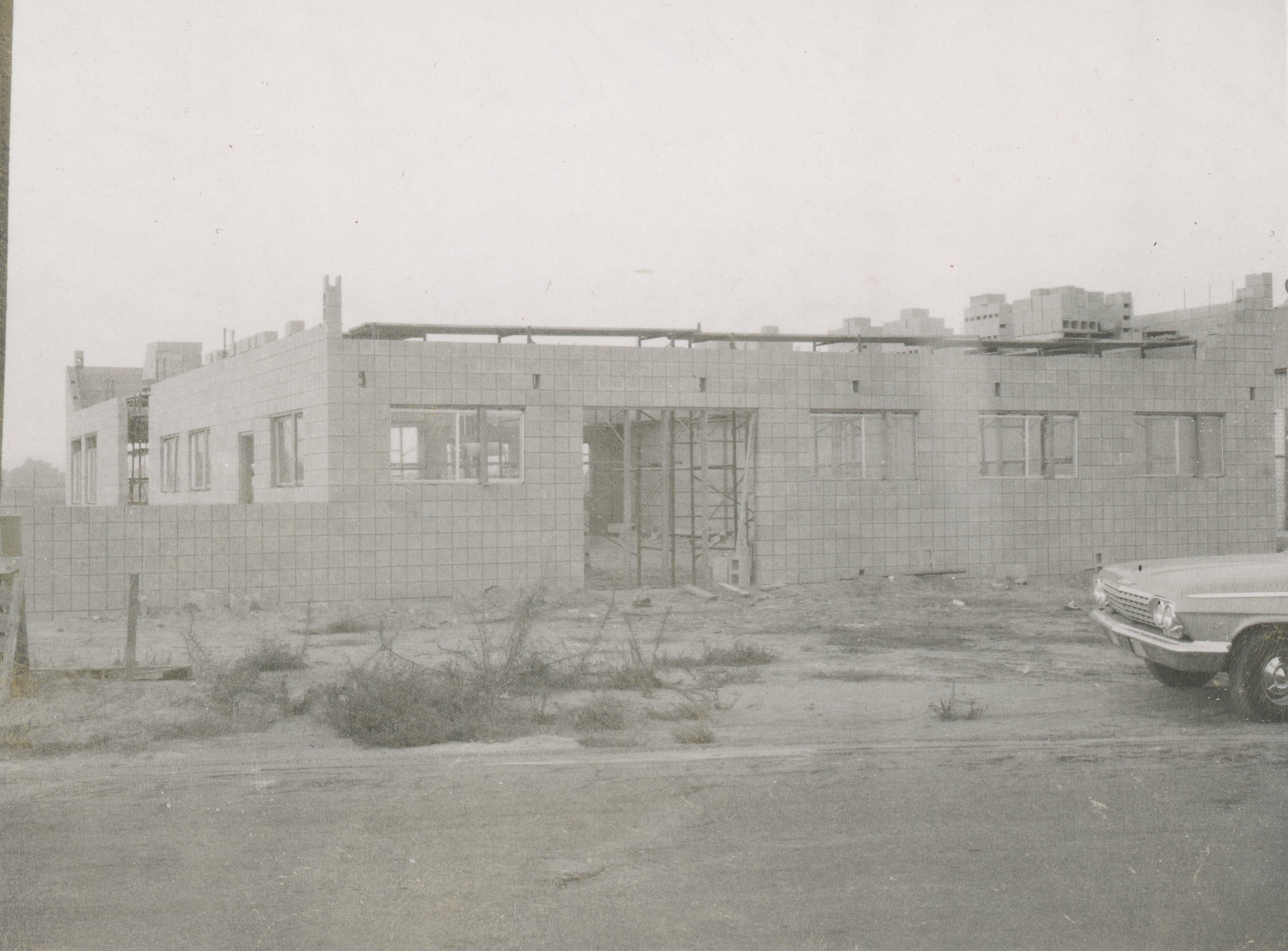 Keith Company 1962 Building Construction