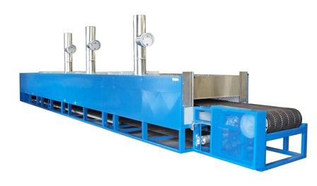 Sintering Furnace with Belt Conveyor